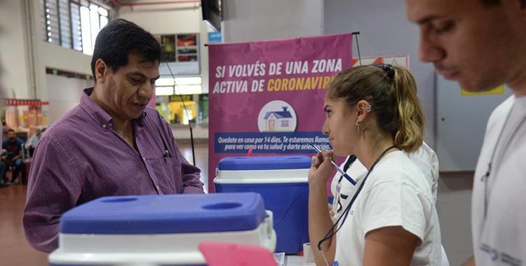Tucumán eleva el nivel de alerta por el coronavirus en Argentina | El Diario 24