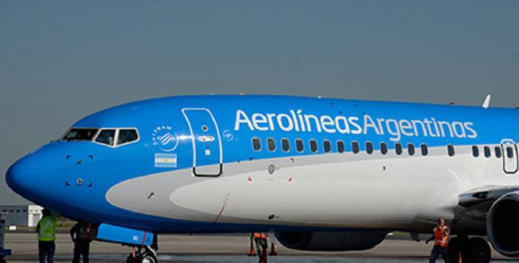 Un avión de Aerolíneas Argentinas que iba a buscar varados tuvo que volver de urgencia | El Diario 24