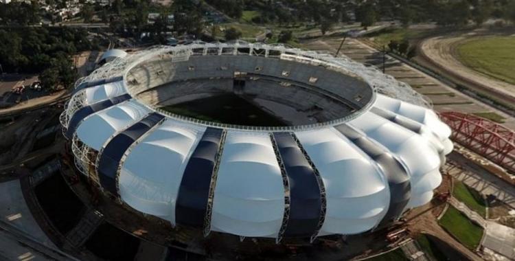 Comenzaron a colocar las butacas en el Estadio Único de Santiago del Estero   El Diario 24
