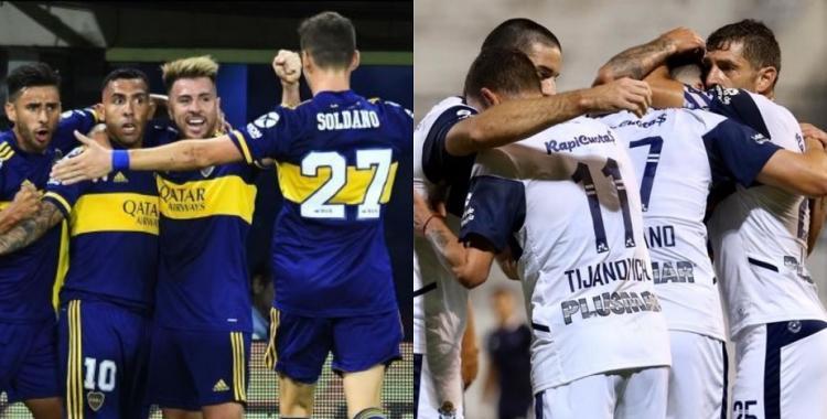 EN VIVO - Superliga 2020: Boca vs Gimnasia y Esgrima La Plata, hora, TV y formaciones | El Diario 24