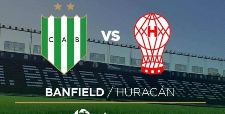 EN VIVO - Superliga 2020: Banfield vs. Huracán, hora, TV y formaciones | El Diario 24
