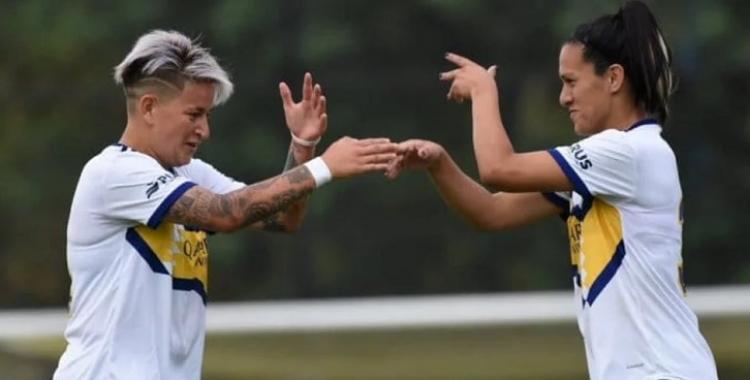 Impresionante goleada de las chicas de Boca Juniors a Excursionistas | El Diario 24