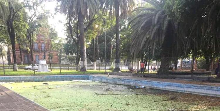 El Comisionado Comunal de La Florida está convocando al dengue a su localidad | El Diario 24