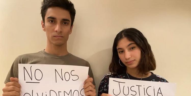 Se cumplen 2 meses del crimen de Fernando Báez Sosa: mirá el conmovedor video de su novia, Julieta Rossi | El Diario 24