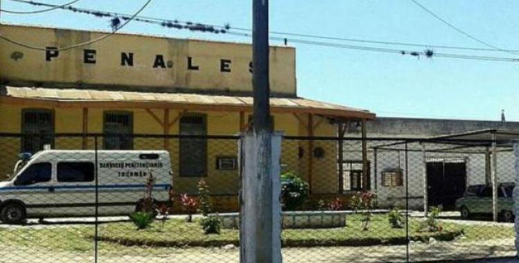 Por una demora en la comida, los presos hicieron un motín en Concepción   El Diario 24