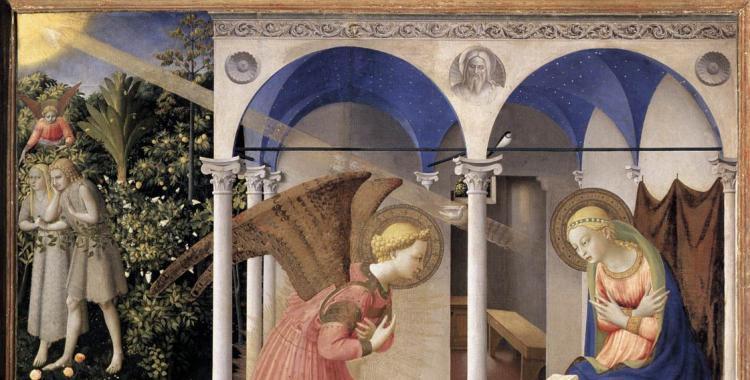 Hoy la iglesia Católica celebra la Anunciación del Señor | El Diario 24