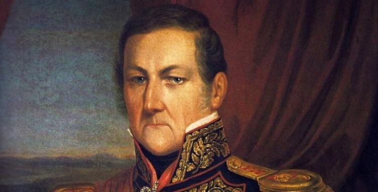 Efemérides del 25 de Marzo: Juan Manuel de Rosas finaliza la Conquista del Desierto   El Diario 24
