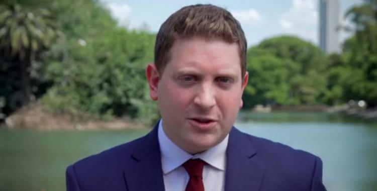 ¿Qué te pasa?: Jonatan Viale cruzó a Capitanich por criticar a Macri en el Día de la Memoria | El Diario 24