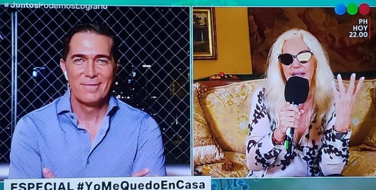 Susana Giménez sorprendió cuando dijo donde le gustaría pasar la cuarentena   El Diario 24