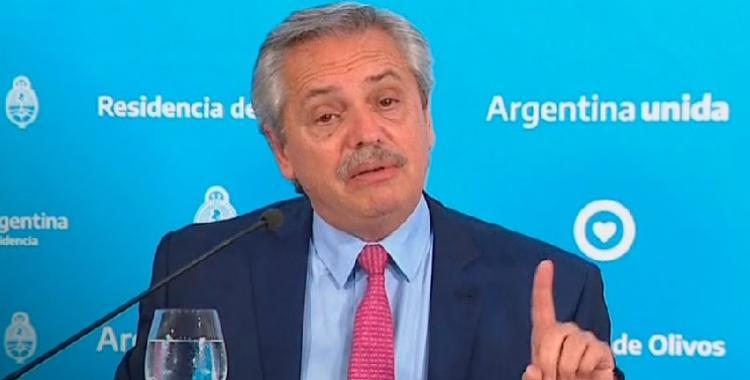Alberto Fernández durísimo contra Techint: Muchachos, llegó la hora de ganar menos   El Diario 24