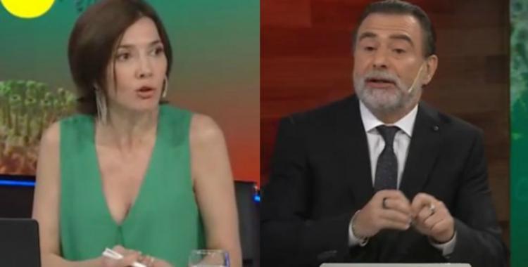 El tenso cruce entre Cristina Pérez y Sietecase por el sueldo de los políticos   El Diario 24