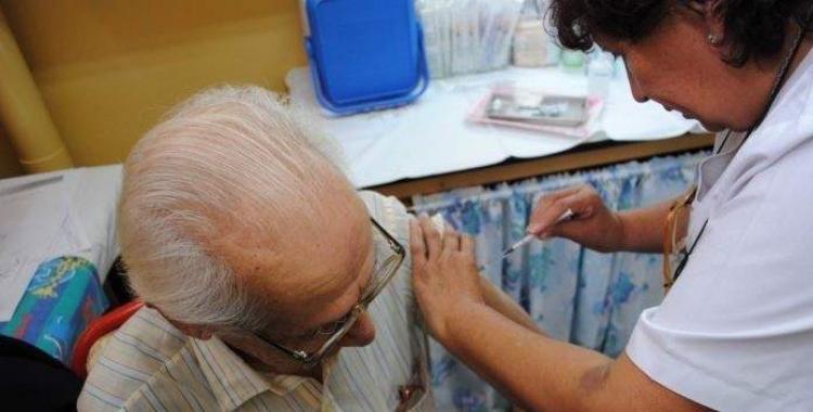 Durante estos días, los jubilados podrán vacunarse contra la gripe | El Diario 24
