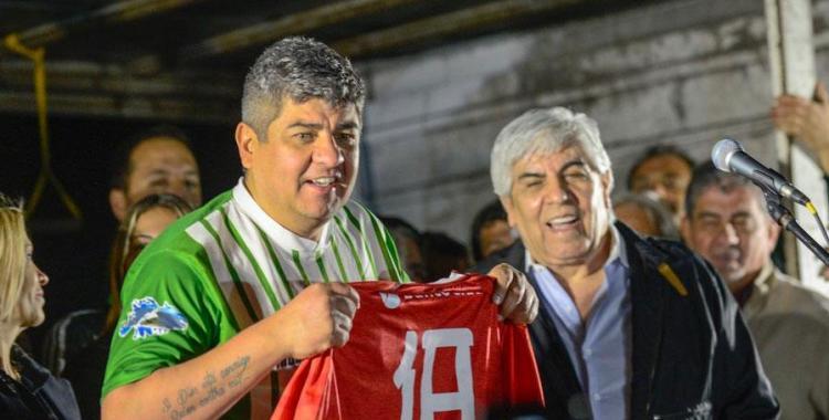 """Pablo Moyano quiere que los legisladores """"pongan algo de su dinero"""" para combatir el coronavirus   El Diario 24"""