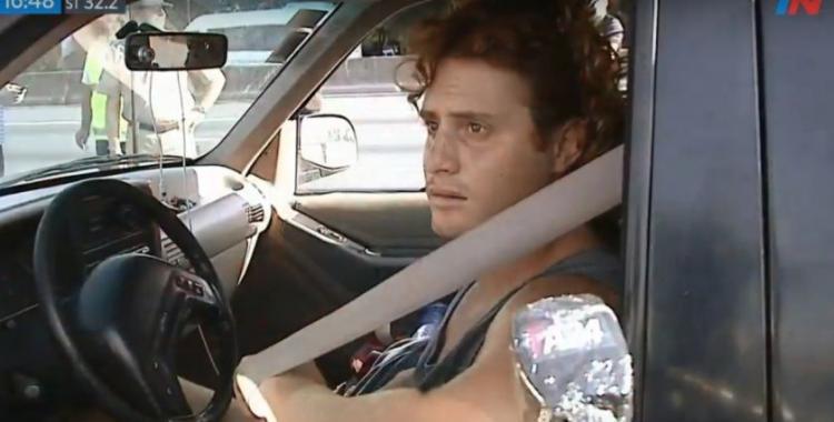 Al surfer le van a levantar la custodia policial, pero no le devuelven la camioneta   El Diario 24