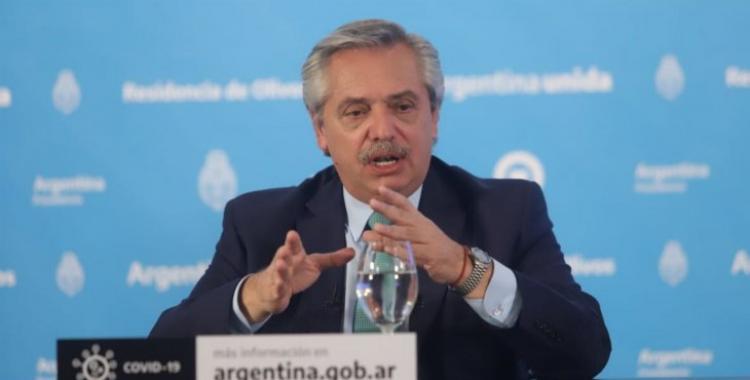 Alberto Fernández salió a aclarar su postura sobre Venezuela | El Diario 24