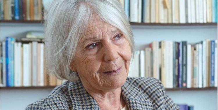 Estado de sitio...: Beatriz Sarlo cargó contra Larreta por el permiso que deben pedir los mayores de 70 años para circular | El Diario 24