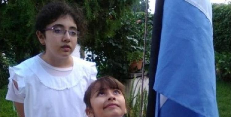 Dos primas siguen yendo a clases en el comedor de la abuela en Salta | El Diario 24