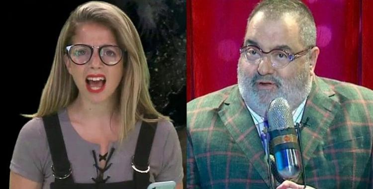 Ni extranjera, ni extraterrestre: la panelista tucumana que se enfrentó a Jorge Lanata | El Diario 24