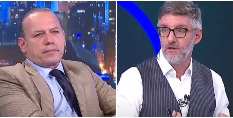 No me corrás con eso...: mirá el video del fuerte cruce al aire entre Sergio Berni y Luis Novaresio | El Diario 24