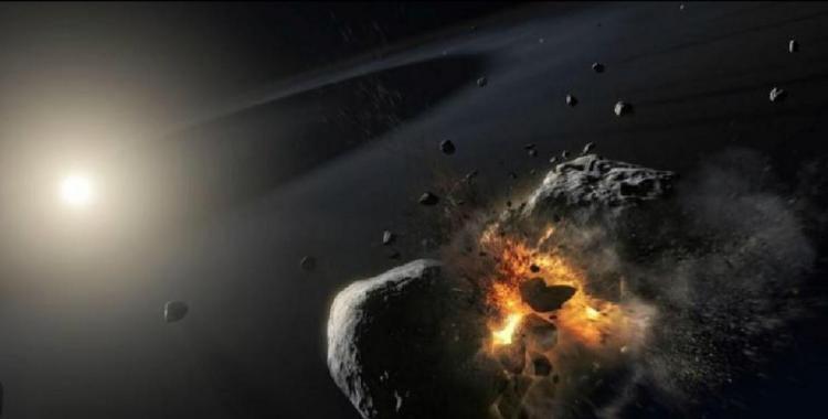 EN VIVO: cómo ver el asteroide que se aproxima a la Tierra | El Diario 24