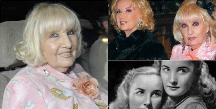 Sentido homenaje en las redes a Goldie, la fallecida hermana melliza de Mirtha Legrand | El Diario 24
