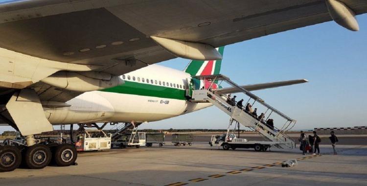 Las aerolíneas se niegan a dejar asientos vacíos en sus vuelos | El Diario 24
