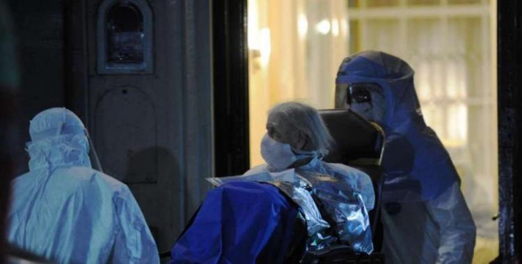 El geriátrico de Recoleta que fue evacuado, sigue funcionando y quedan abuelos internados | El Diario 24