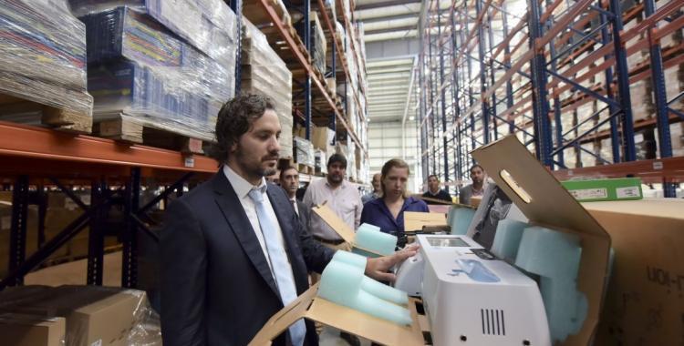 La aplicación CuidAR solo recolecta datos para el Ministerio de Salud | El Diario 24