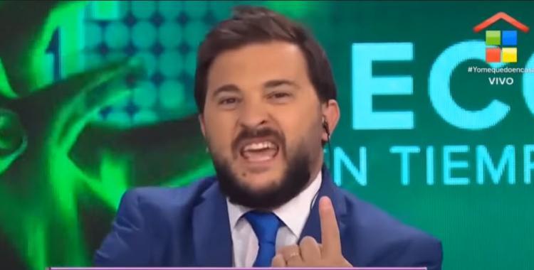 Diego Brancatelli cargó contra quienes participaron del banderazo nacional | El Diario 24