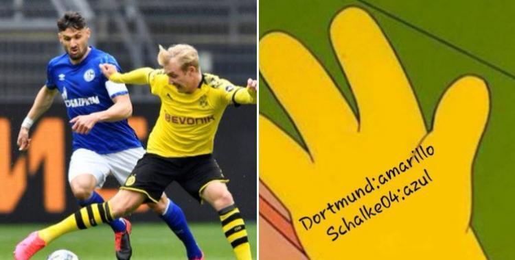 Volvió el fútbol en Alemania y generó una catarata de memes   El Diario 24
