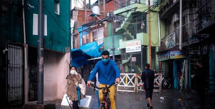 Sigue imparable el coronavirus en los barrios pobres de Buenos Aires   El Diario 24
