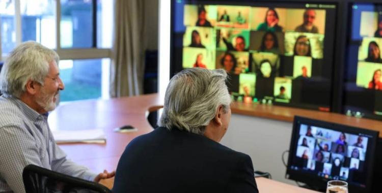 Alberto Fernández participará del Tedeum del 25 de mayo por Zoom   El Diario 24