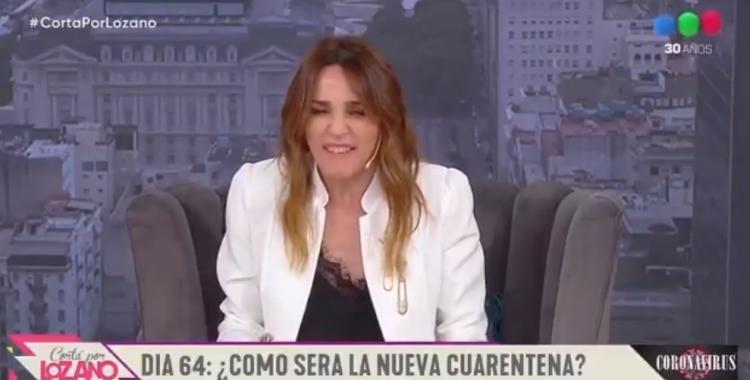 ¿Otra guerra en puerta? Con una ridícula imitación, Verónica Lozano se burló de Nicolás Wiñazki | El Diario 24