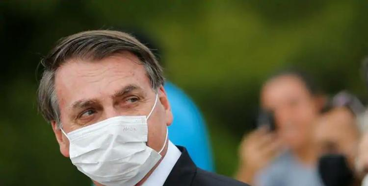 Bolsonaro sufre de una infección en el pulmón luego de tener coronavirus | El Diario 24