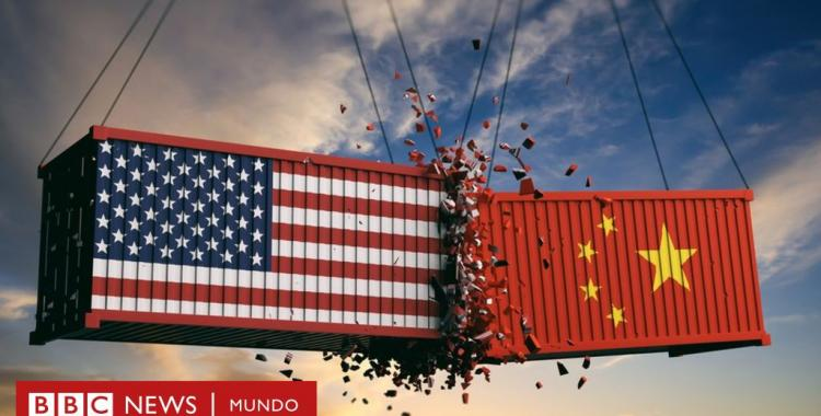 Crece la tensión entre China y EEUU y ya se habla de guerra fría | El Diario 24