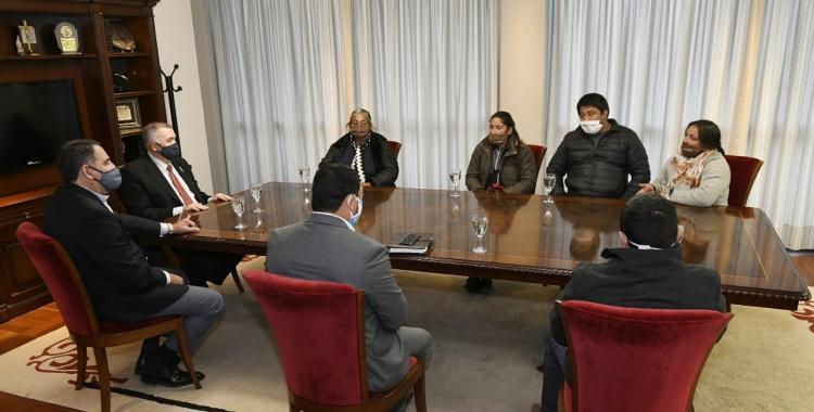 Familiares de Luis Espinoza se reunieron con el vicegobernador y piden perpetua para los asesinos | El Diario 24