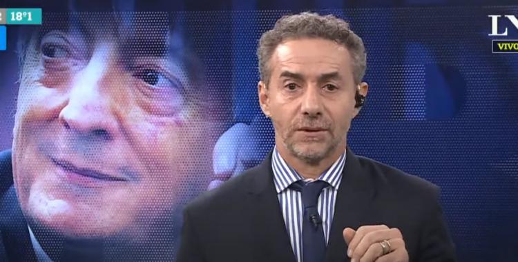 Mecanismo cuasi-extorsivo: Luis Majul y un duro editorial sobre Alberto Fernández, Cristina Kirchner, la pandemia y el ATP | El Diario 24
