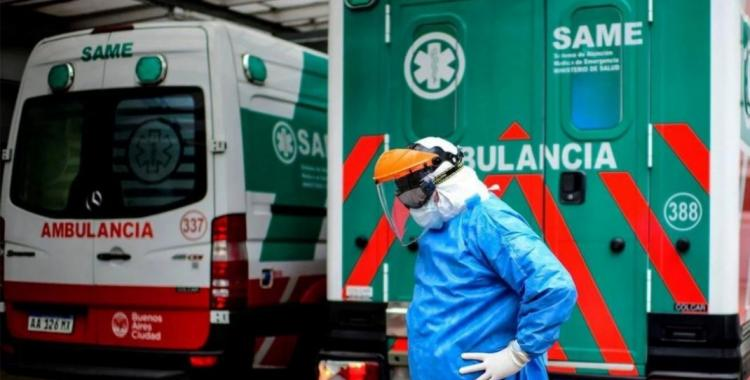 Coronavirus en el país: se confirmaron 17 nuevos muertos y 840 casos positivos | El Diario 24