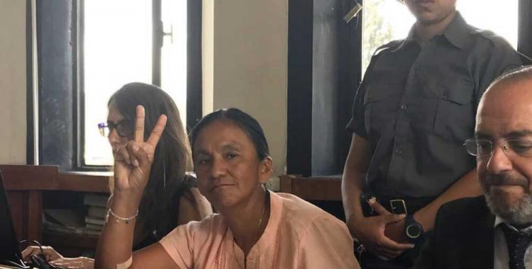 Milagro Sala salió al cruce contra Clarín por publicar una fake news sobre ella   El Diario 24