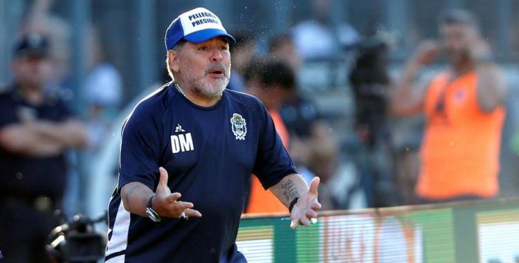 ¿Se terminó el idilio entre Maradona y Gimnasia? | El Diario 24