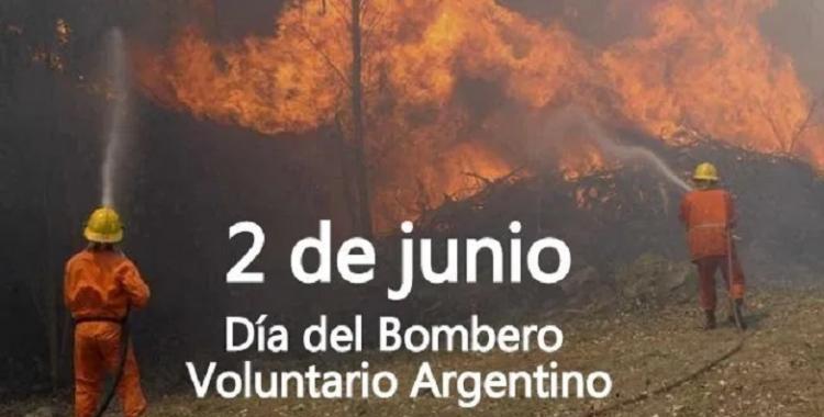 Por qué el 2 de junio es el Día del Bombero Voluntario | El Diario 24