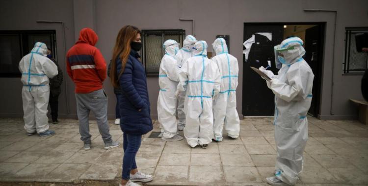 Coronavirus en el país: se registraron 14 muertes y 949 nuevos casos | El Diario 24