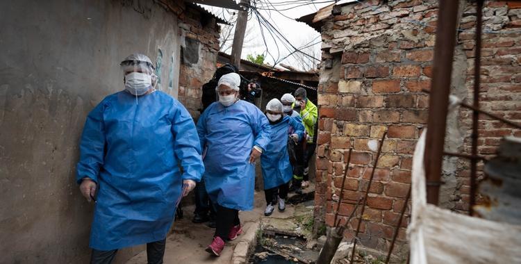 Confirmaron las dos primeras muertes en Villa Azul ¿cuántos casos positivos hay ya en el barrio? | El Diario 24