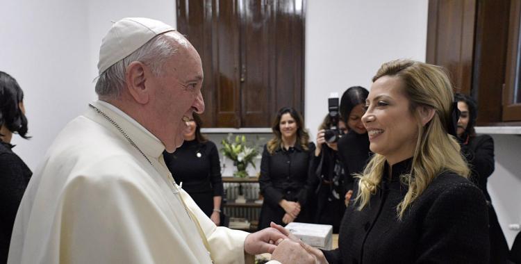 Fabiola Yánez participará de una videoconferencia con el Papa Francisco: cuándo será, qué temas tratarán y cómo se puede seguir | El Diario 24