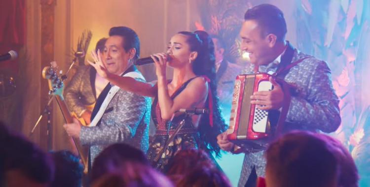 Video: Mirá la canción que Los Ángeles Azules lanzaron junto a Lali Espósito   El Diario 24