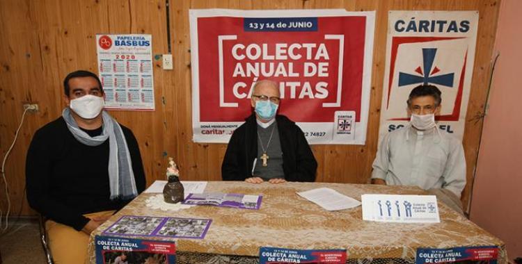 Cáritas prepara su colecta anual desde las plataformas virtuales   El Diario 24