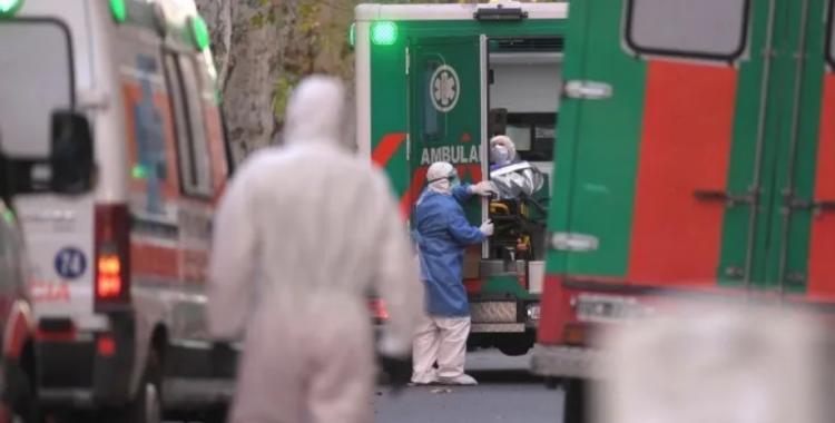 Evacuan un geriátrico de Buenos Aires con 58 contagiados de coronavirus | El Diario 24