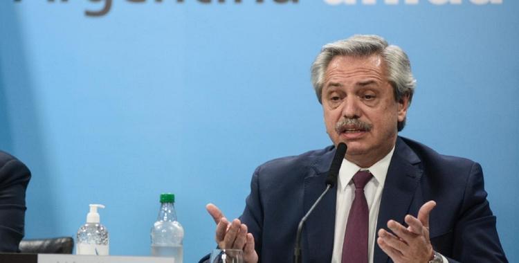Alberto Fernández defendió la decisión de intervenir Vicentin | El Diario 24