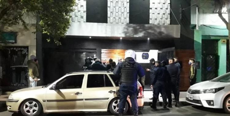 San Luis: 106 personas fueron demoras en la reapertura de un boliche | El Diario 24