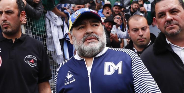 El profundo posteo de Diego Maradona recordando a su padre en el Día del Amigo | El Diario 24